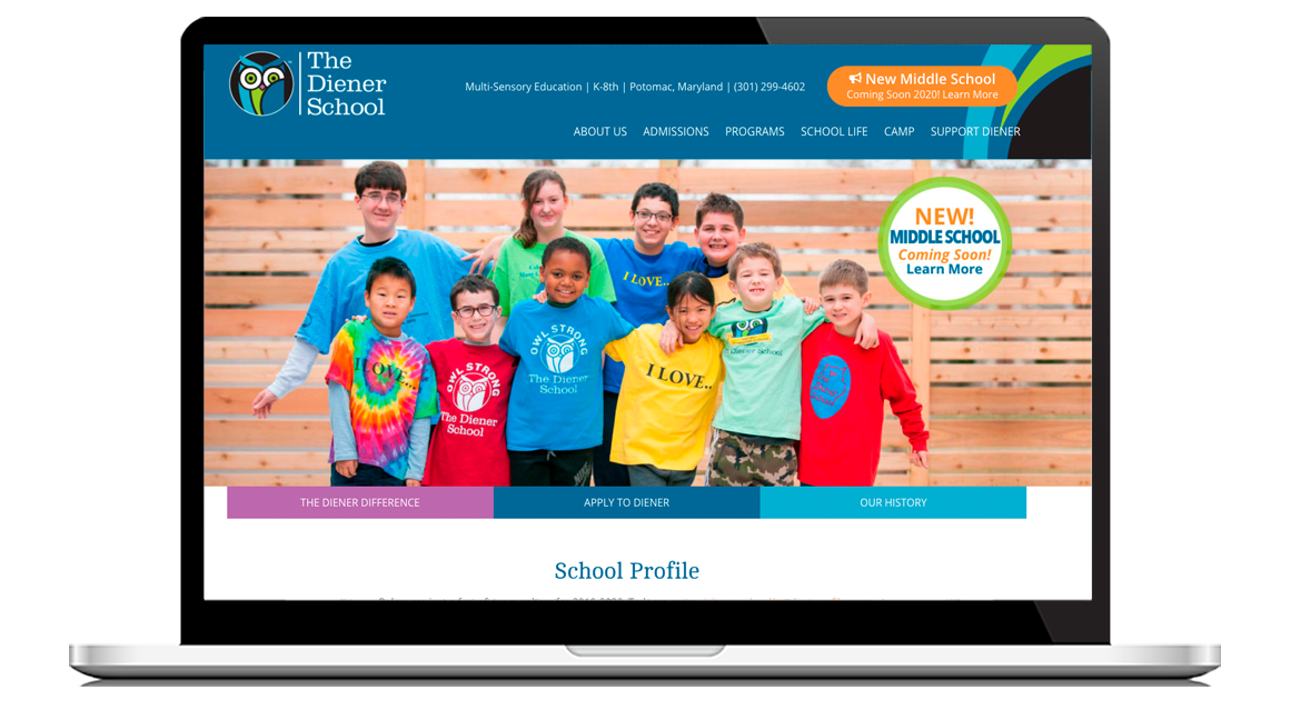 the-diener-school-website-home